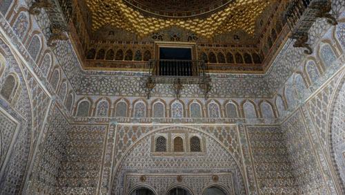 スペインのイスラム建築3-華麗な装飾_a0166284_17064430.jpg