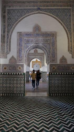スペインのイスラム建築3-華麗な装飾_a0166284_17171714.jpg
