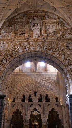 スペインのイスラム建築3-華麗な装飾_a0166284_17203993.jpg