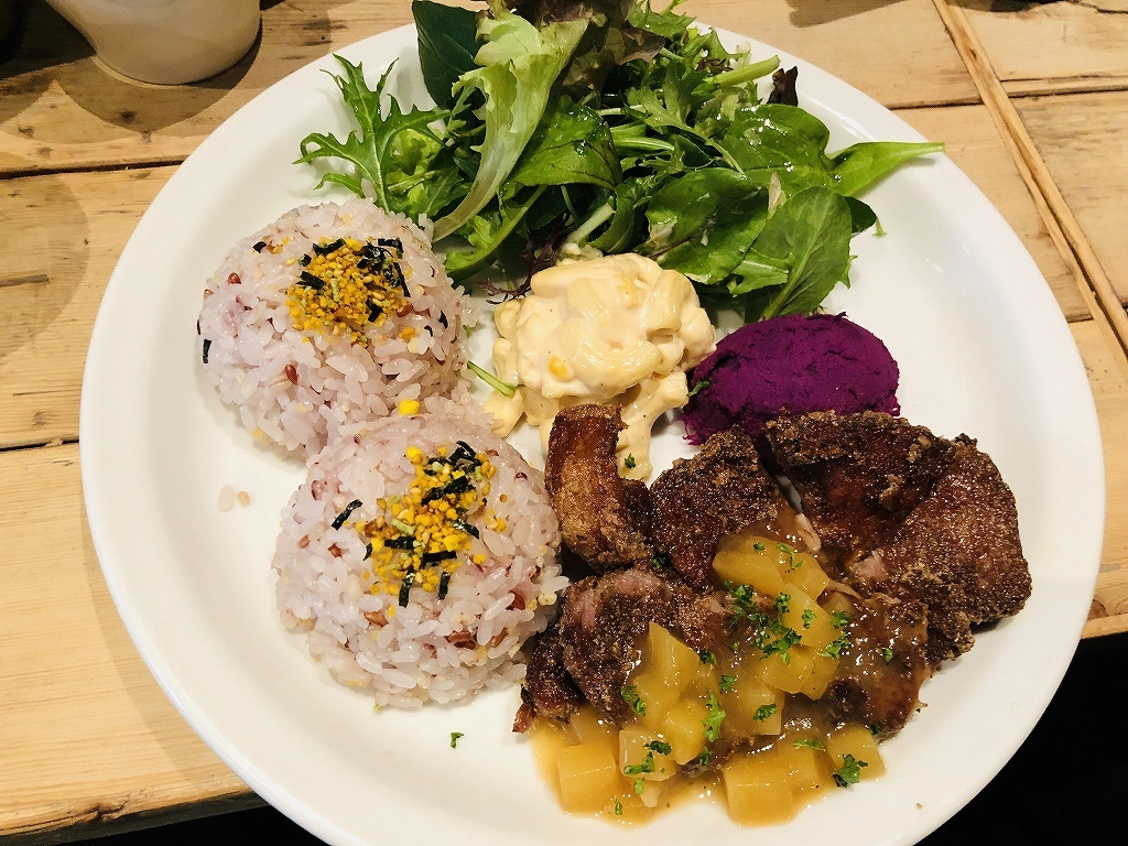 Aloha Table@大崎_b0400788_23010898.jpg
