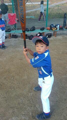 プロ開幕も開幕、少年野球も_a0105698_17534202.jpg