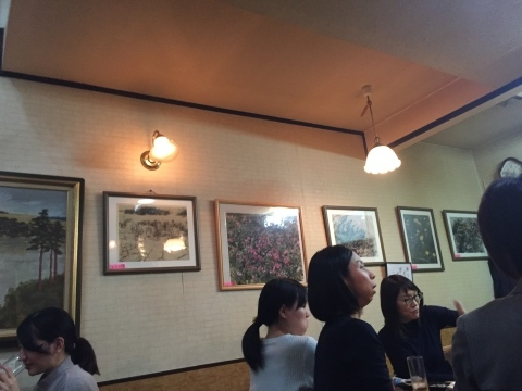 Petti Restaurant カプリス  にて壮行会_e0115904_09410942.jpeg