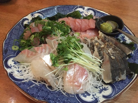 Petti Restaurant カプリス  にて壮行会_e0115904_09502443.jpeg