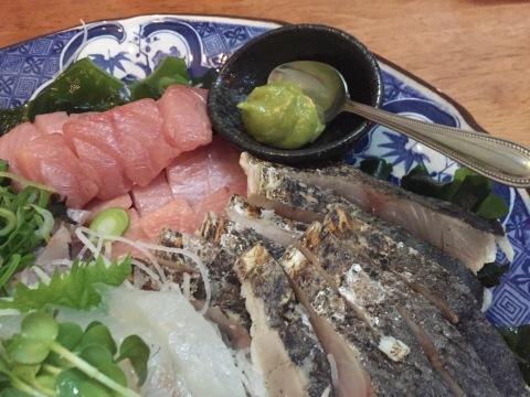 Petti Restaurant カプリス  にて壮行会_e0115904_09595414.jpeg