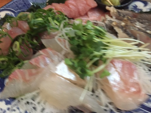 Petti Restaurant カプリス  にて壮行会_e0115904_10013109.jpeg