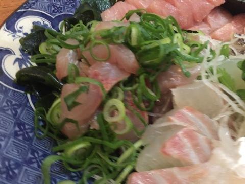Petti Restaurant カプリス  にて壮行会_e0115904_10032158.jpeg