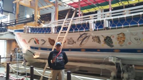 北茨城市「漁業歴史資料館」_d0228130_13135700.jpg