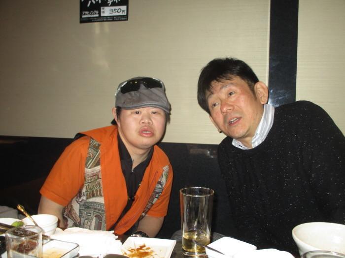 「明日へ向かって」施設長の末松忠弘さんのお人柄_b0135942_11161590.jpg