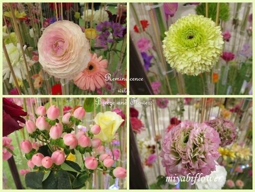 都心の春:東京ミッドタウン日比谷 『花の輪舞』-RONDE- _b0255144_15154270.jpg