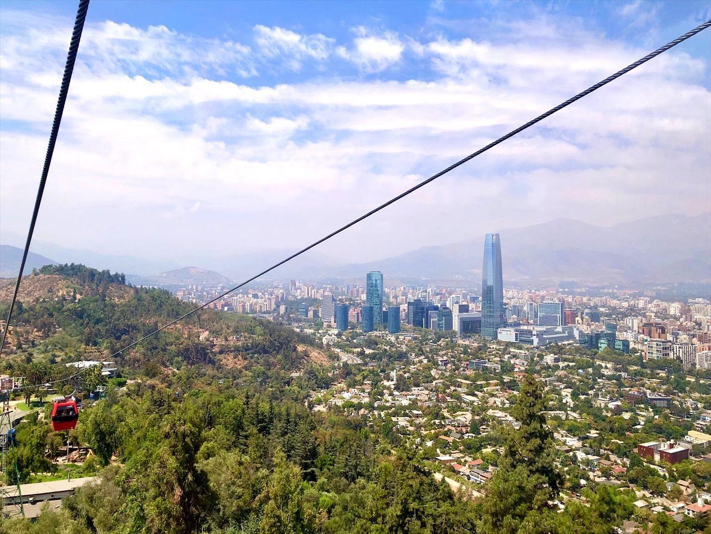 中南米21日間/5 チリの首都サンティアゴ_a0092659_13293761.jpg
