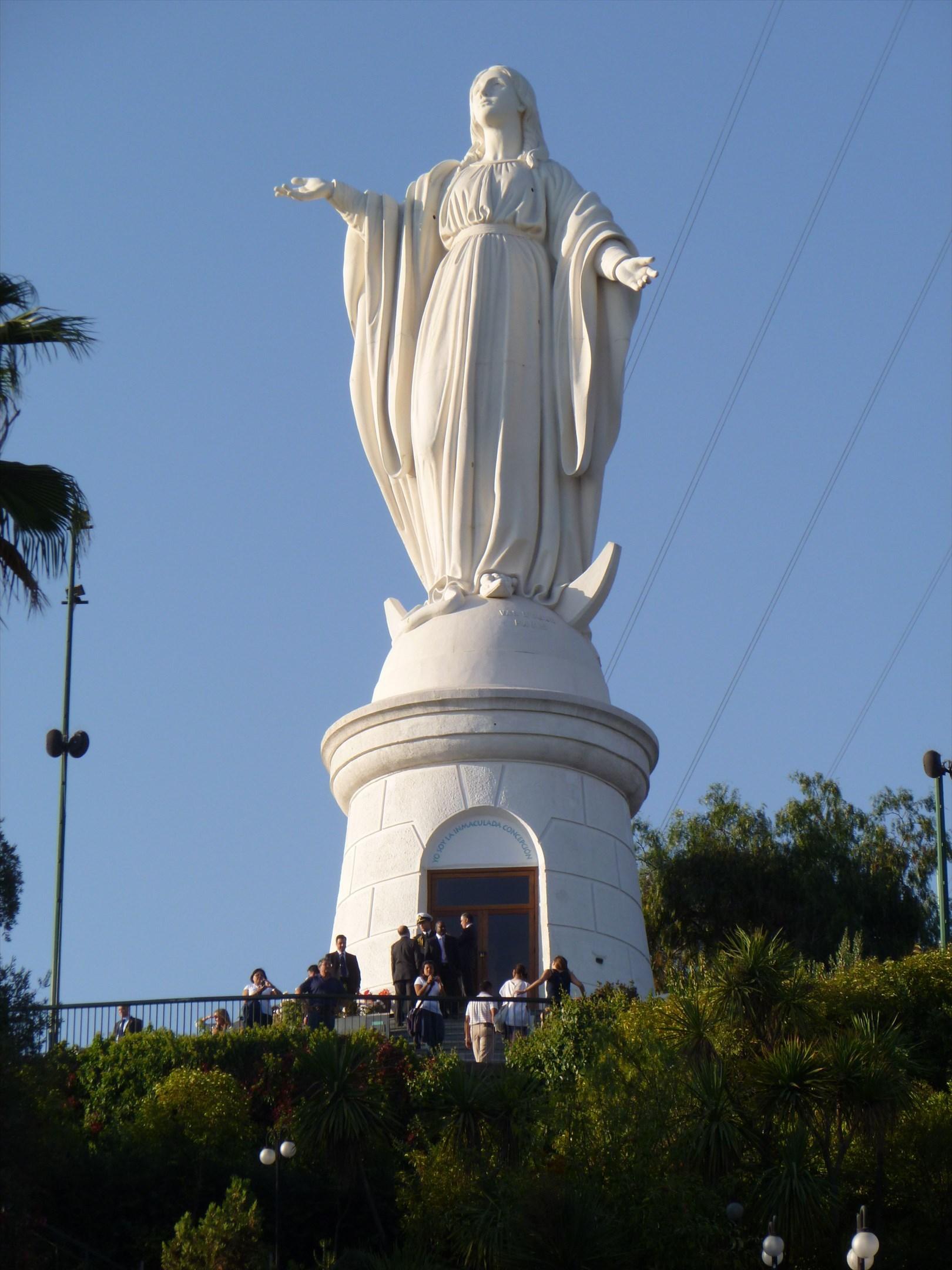 中南米21日間/5 チリの首都サンティアゴ_a0092659_13455235.jpg