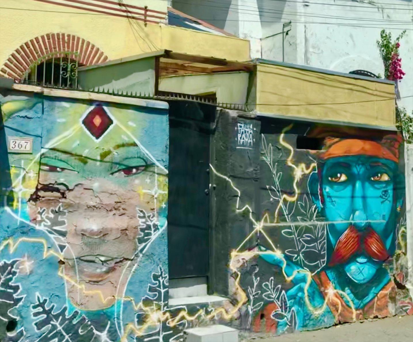 中南米21日間/5 チリの首都サンティアゴ_a0092659_22184693.jpg