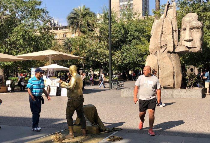 中南米21日間/5 チリの首都サンティアゴ_a0092659_22363748.jpg