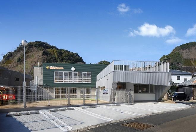 鹿児島市の保育園が完成致しました。_d0174072_18445418.jpg