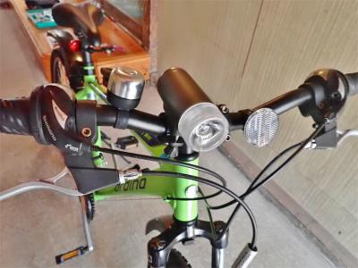 クロスバイクにオプションが付きました_c0336902_11455511.jpg