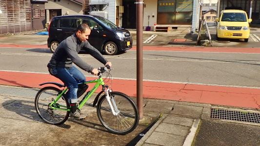 クロスバイクにオプションが付きました_c0336902_11465949.jpg