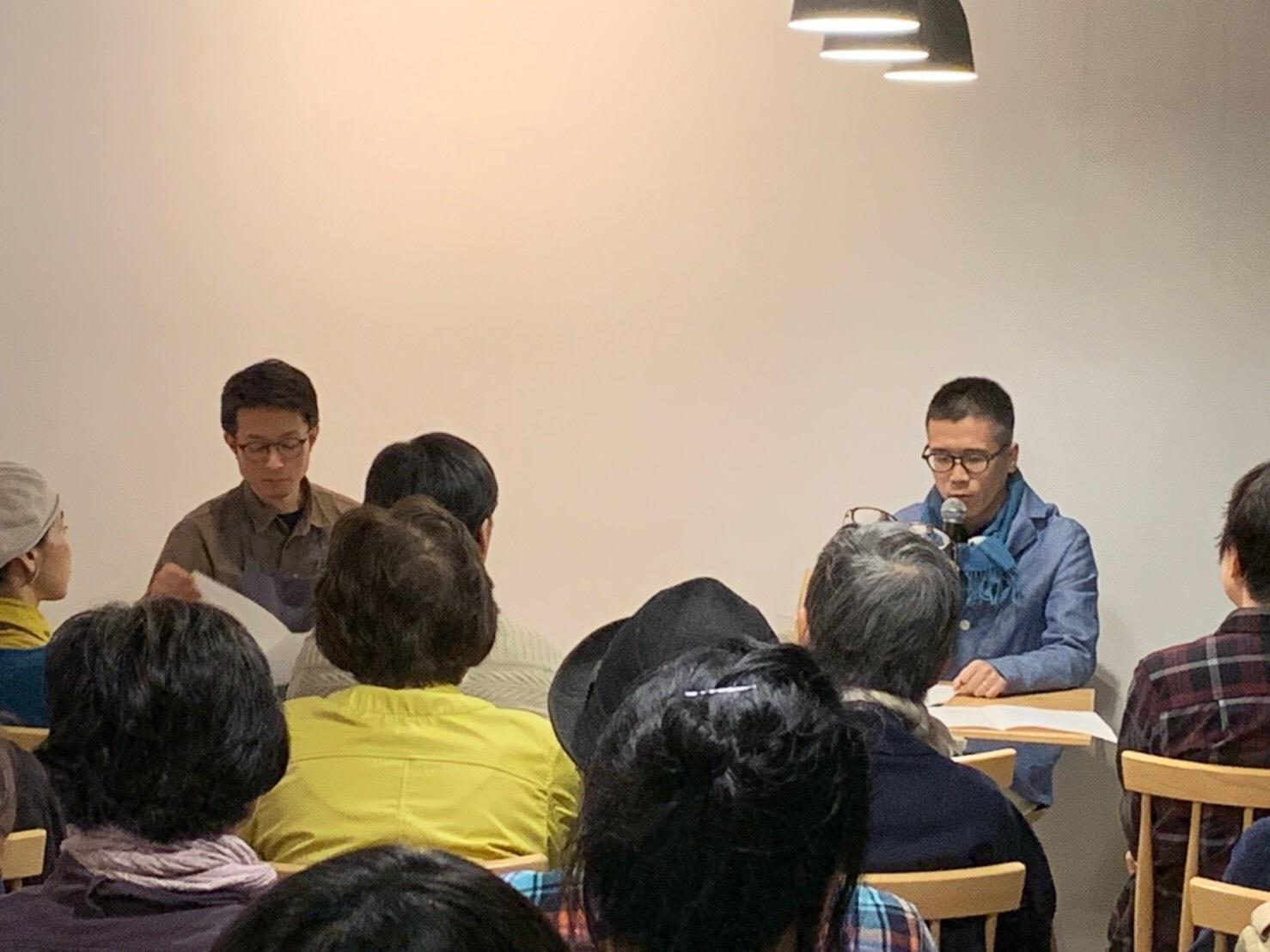 MINOU BOOKS & CAFE にて 「こどもとことば」が開催されました。_d0116009_07595960.jpg