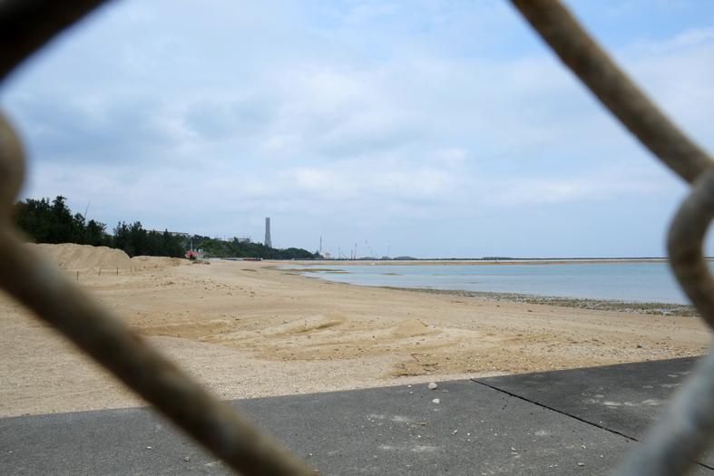 ■辺野古海岸で宝貝を探す――沖縄米軍基地ツアー_d0190217_16051386.jpg