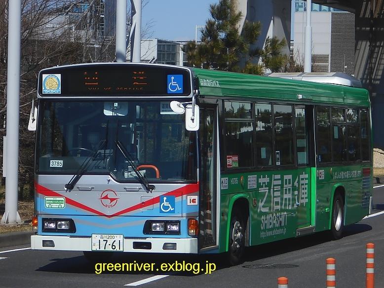 京浜急行バス H3785_e0004218_19165194.jpg