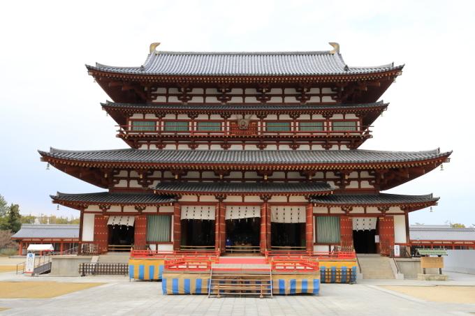 【薬師寺/白鳳伽藍】奈良旅行 - 3 -_f0348831_12280246.jpg