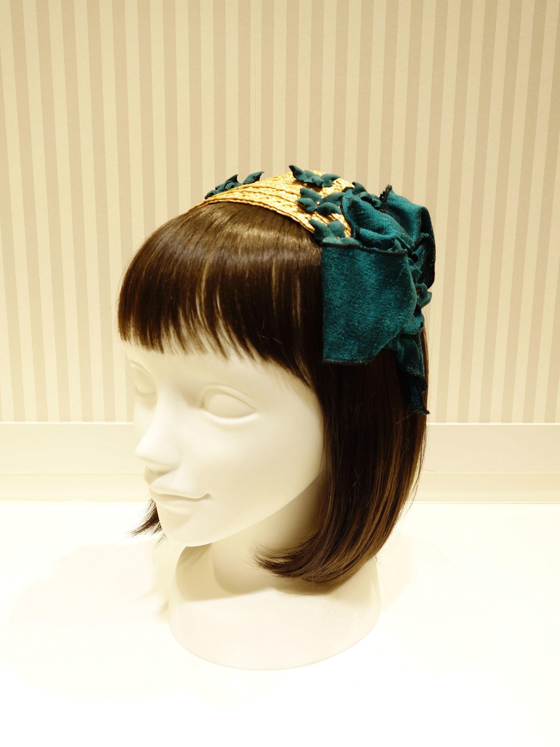 KEIKO IGATAさん帽子*新入荷しました*_e0167832_14065909.jpg