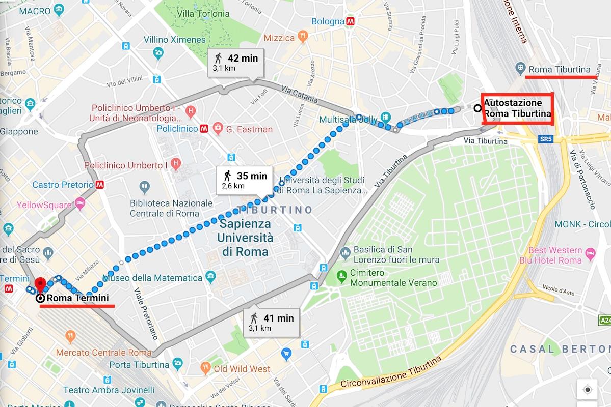 再会にホーム向かえば重警備、ローマ・テルミニ駅_f0234936_656796.jpg