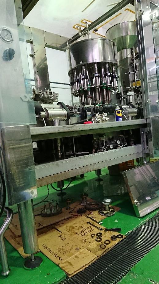 イタリア製の充填機械..._d0174738_11594506.jpg