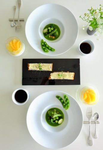 小松菜のポタージュ_b0145846_23133988.jpg