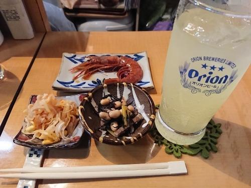 琉球小料理つぼや♪_c0100865_16092362.jpg