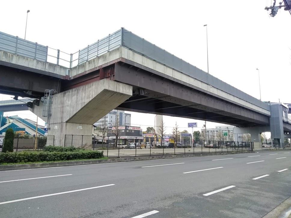 阪神高速道路 8号京都線 消滅_c0340867_22524623.jpg