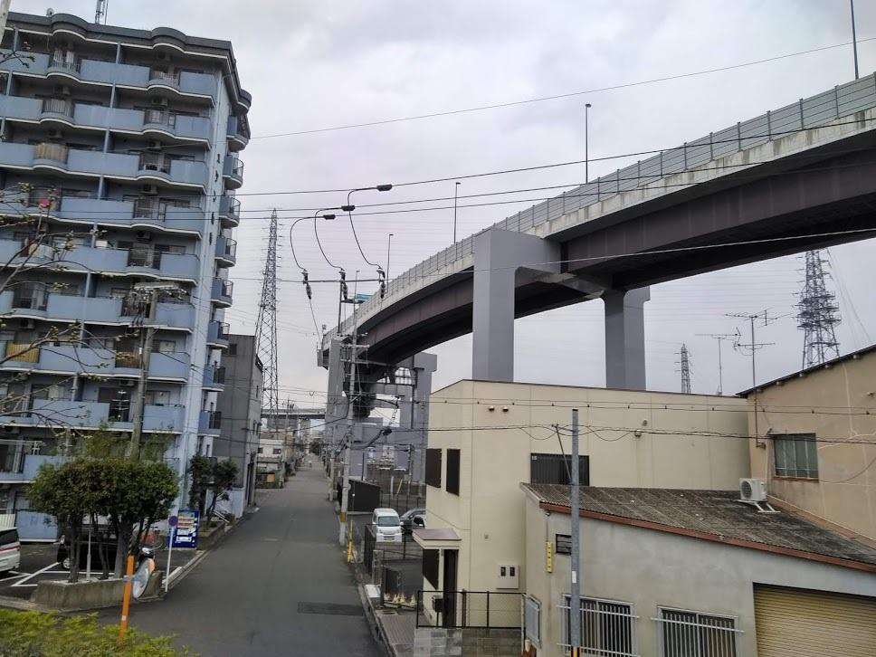 阪神高速道路 8号京都線 消滅_c0340867_23033027.jpg