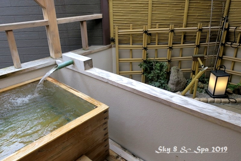 ◆ 車旅で広島へ、その7「湯原温泉 湯の蔵 つるや」へ 客室 露天編(2019年3月)_d0316868_07481946.jpg