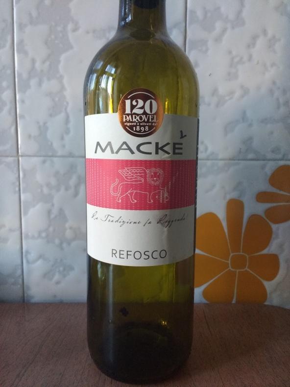 トリエステのワイン紹介シリーズ、その1。地元赤ワインの雄、レフォスコ!_a0286469_16441863.jpg