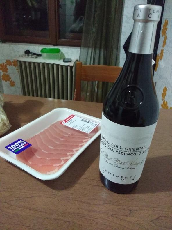 トリエステのワイン紹介シリーズ、その1。地元赤ワインの雄、レフォスコ!_a0286469_17032425.jpg