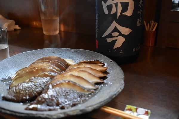 金沢最強の居酒屋「こいで」。興奮の連続です。_f0362073_11562803.jpg