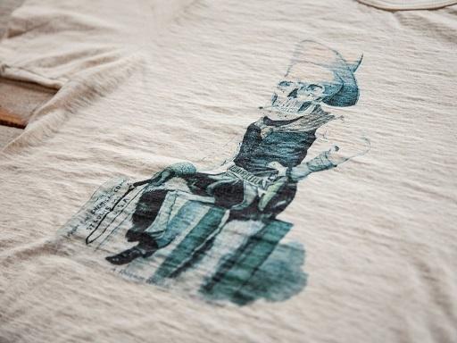 """DALEESより\""""ROUGH RIDER\""""プリントTシャツのご紹介です!!_d0160378_02063548.jpg"""