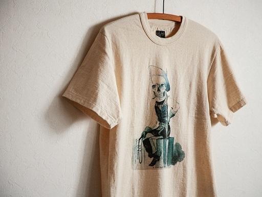 """DALEESより\""""ROUGH RIDER\""""プリントTシャツのご紹介です!!_d0160378_02063550.jpg"""