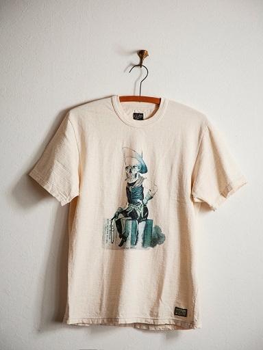 """DALEESより\""""ROUGH RIDER\""""プリントTシャツのご紹介です!!_d0160378_02064391.jpg"""