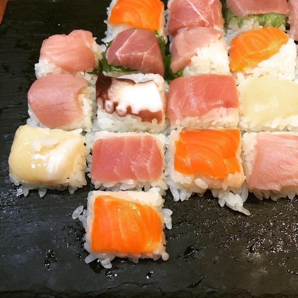 簡単、手毬寿司♪_b0195783_09090679.jpg