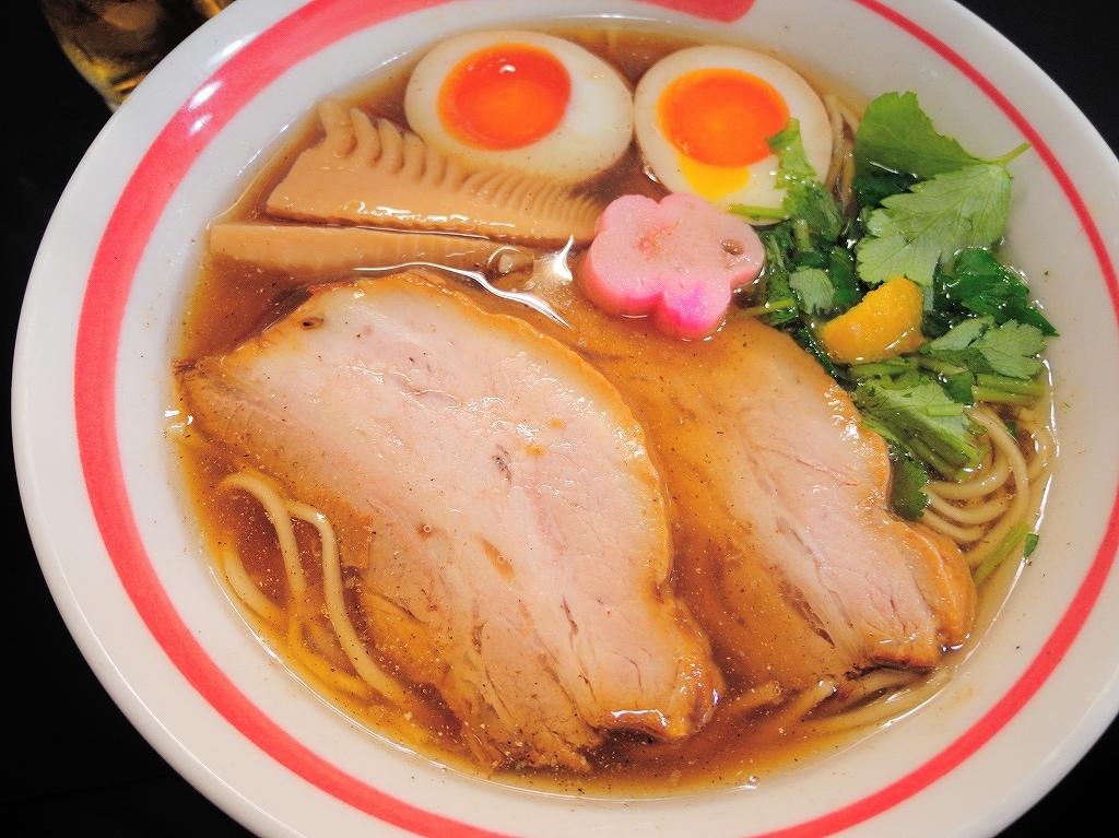 自家製麺 SHIN(新)@反町_b0400788_22404998.jpg