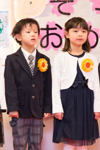 【鶴見】卒園式_a0267292_14425223.jpg