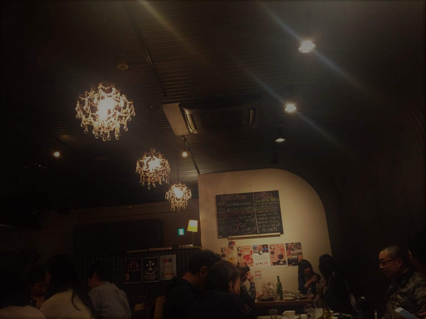 cafe SOURCE  にて壮行会_e0115904_02275093.jpg