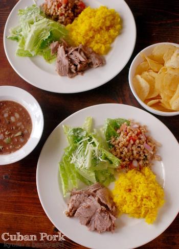 キューバンポークが主役のキューバ料理ナイト_b0253205_05274522.jpg