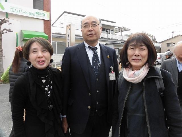 定数4に対し5人が立候補の県議会議員選挙 鈴木すみよし候補の出陣式_f0141310_07382386.jpg