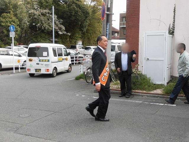 定数4に対し5人が立候補の県議会議員選挙 鈴木すみよし候補の出陣式_f0141310_07385488.jpg