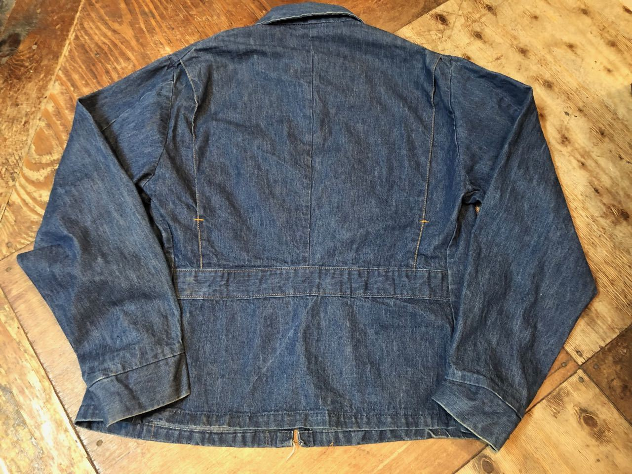 4月1日(月)入荷! 70s KEY DENIM  JACKET !_c0144020_13263786.jpg