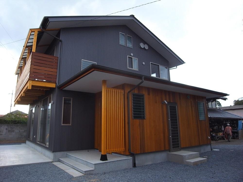 笠間の家Ⅲ 完成・お引渡し 2019/3/28_a0039934_15475324.jpg