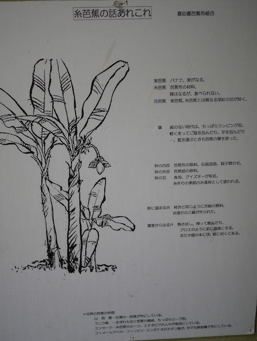 沖縄本島北へゆく旅6 喜如嘉の芭蕉布会館_e0359436_11014239.jpg