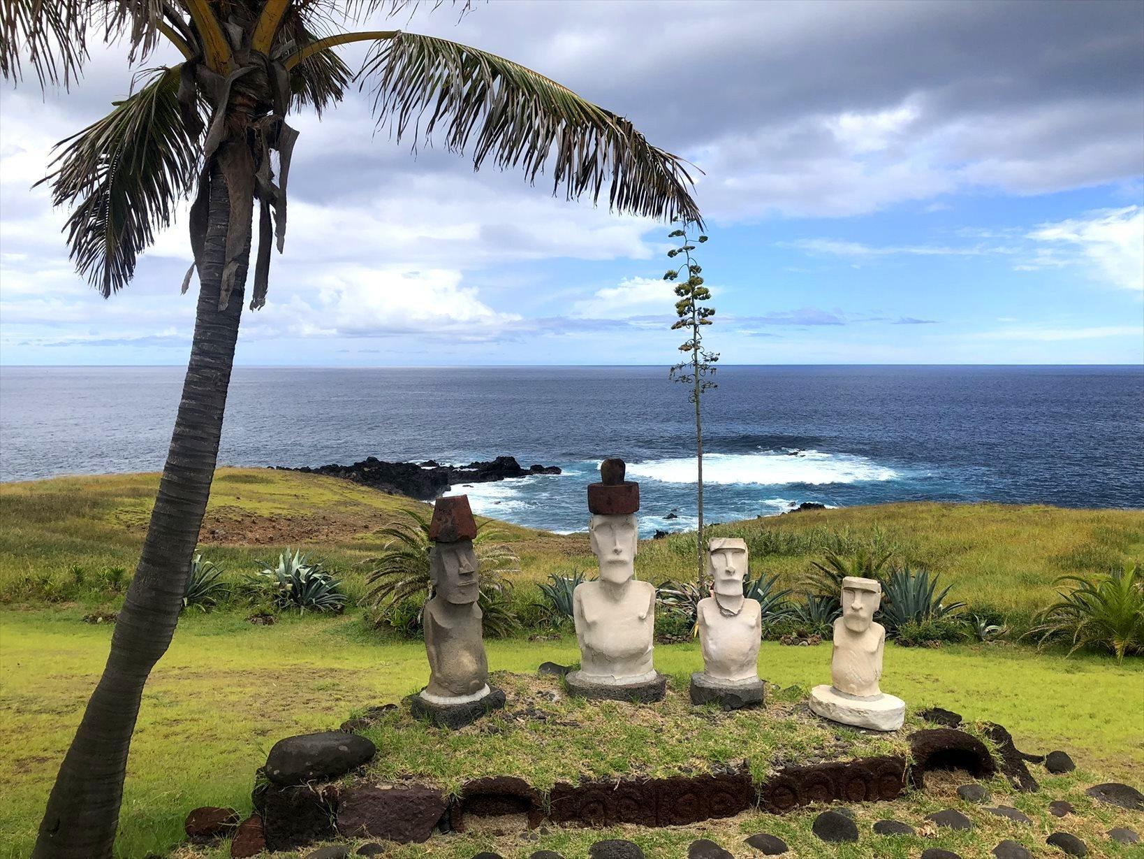 中南米21日間/6 絶海の孤島 イースター島へ🗿_a0092659_14580733.jpg
