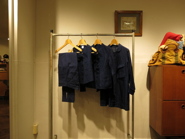 """ANATOMICA INDIGO BLUE #BlueFair\""ってこんなこと。_c0140560_17540727.jpg"